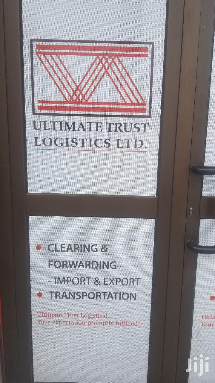 Clearing Agent And Freight Forwarding