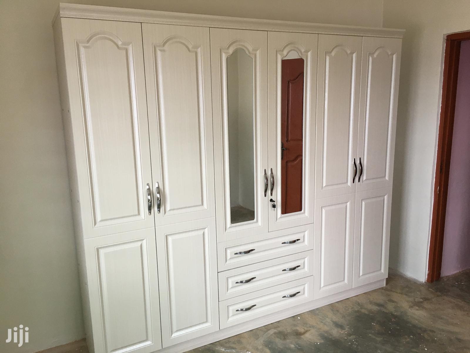 6 Doors Wardrobe