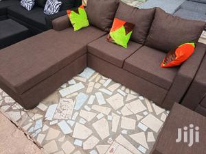 New Cofe L Shaped Sofa Chair. Fre Delivery | Furniture for sale in Greater Accra, Akweteyman