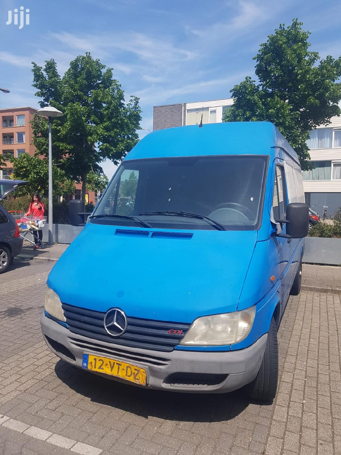 Mercedes Benz Sprinter Van | Buses & Microbuses for sale in Abossey Okai, Greater Accra, Ghana