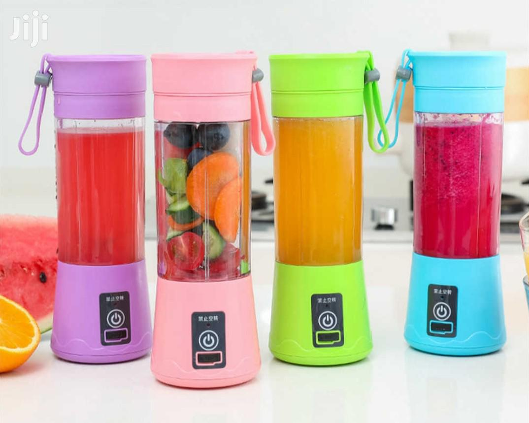Rechargeable Portable Juice Blender | Kitchen Appliances for sale in Teshie-Nungua Estates, Greater Accra, Ghana