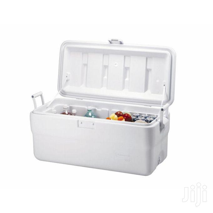 Decor Plast Picnic Insulated Cooler Ice Chest – 100 Litres –