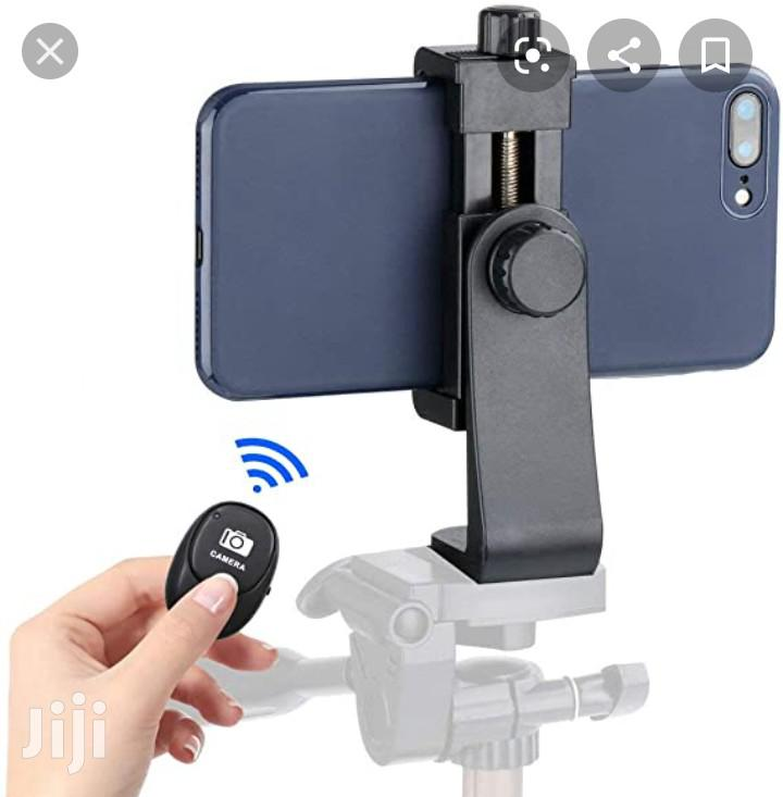 Tripod Phone Holder