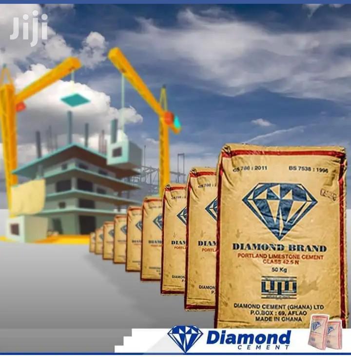 Diamond Cement   Building Materials for sale in Ketu South Municipal, Volta Region, Ghana
