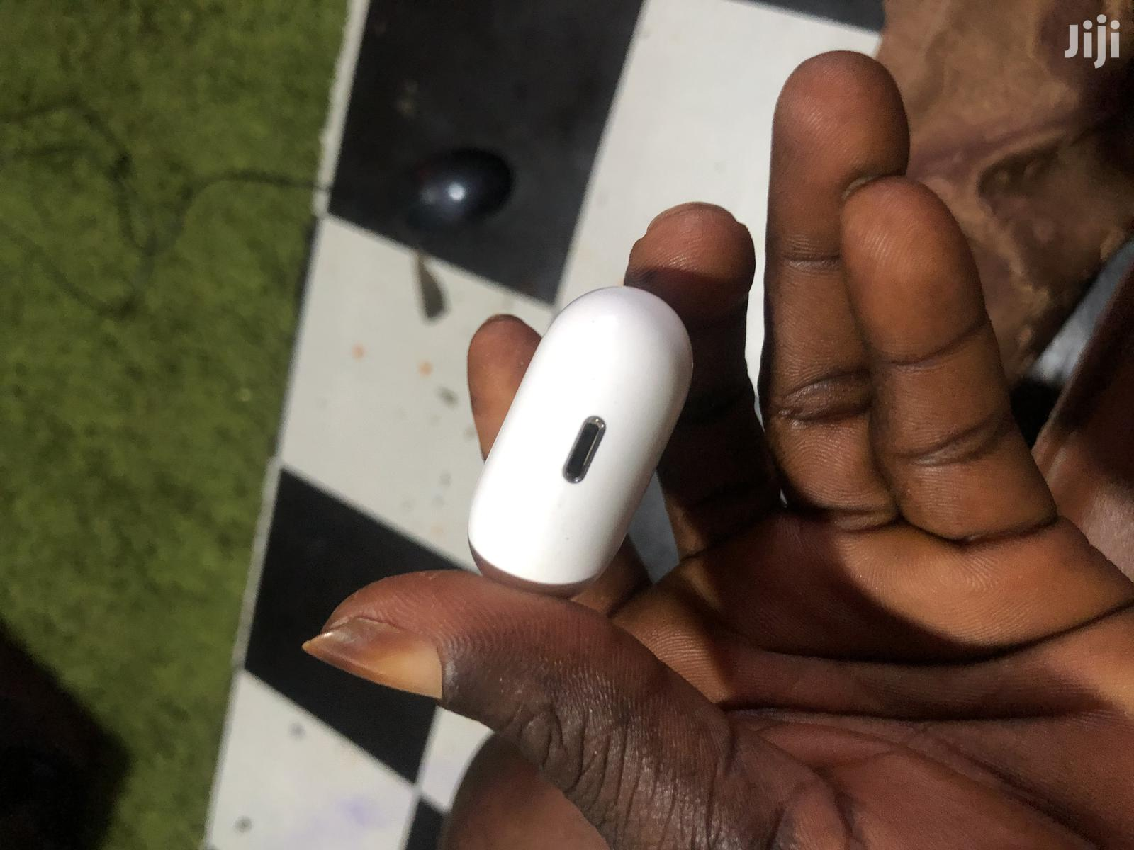Original Airpod Wireless Charging Quality Sound | Accessories for Mobile Phones & Tablets for sale in Dansoman, Greater Accra, Ghana