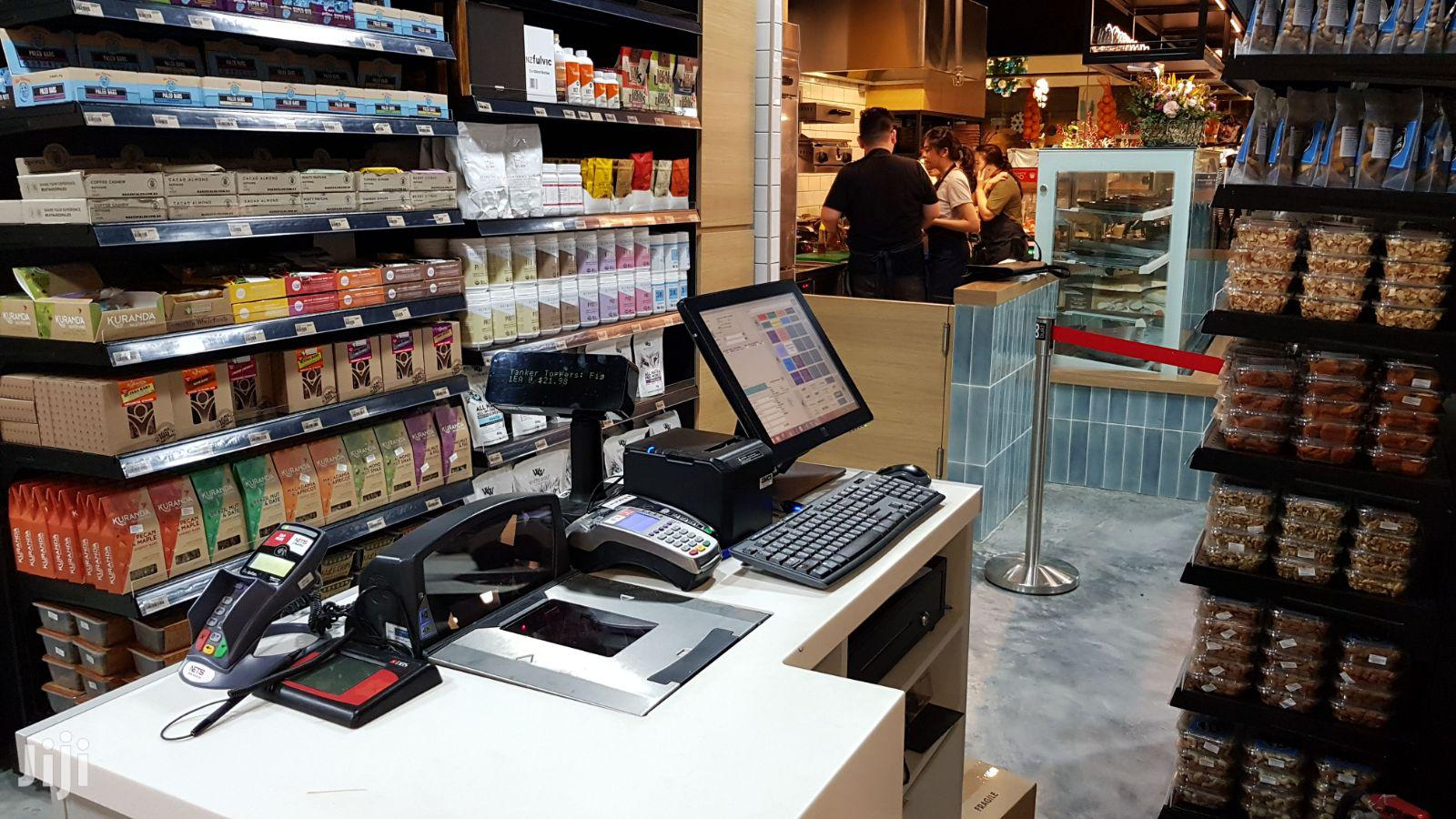 Retail POS Touchscreen System ( Software & Hardware)