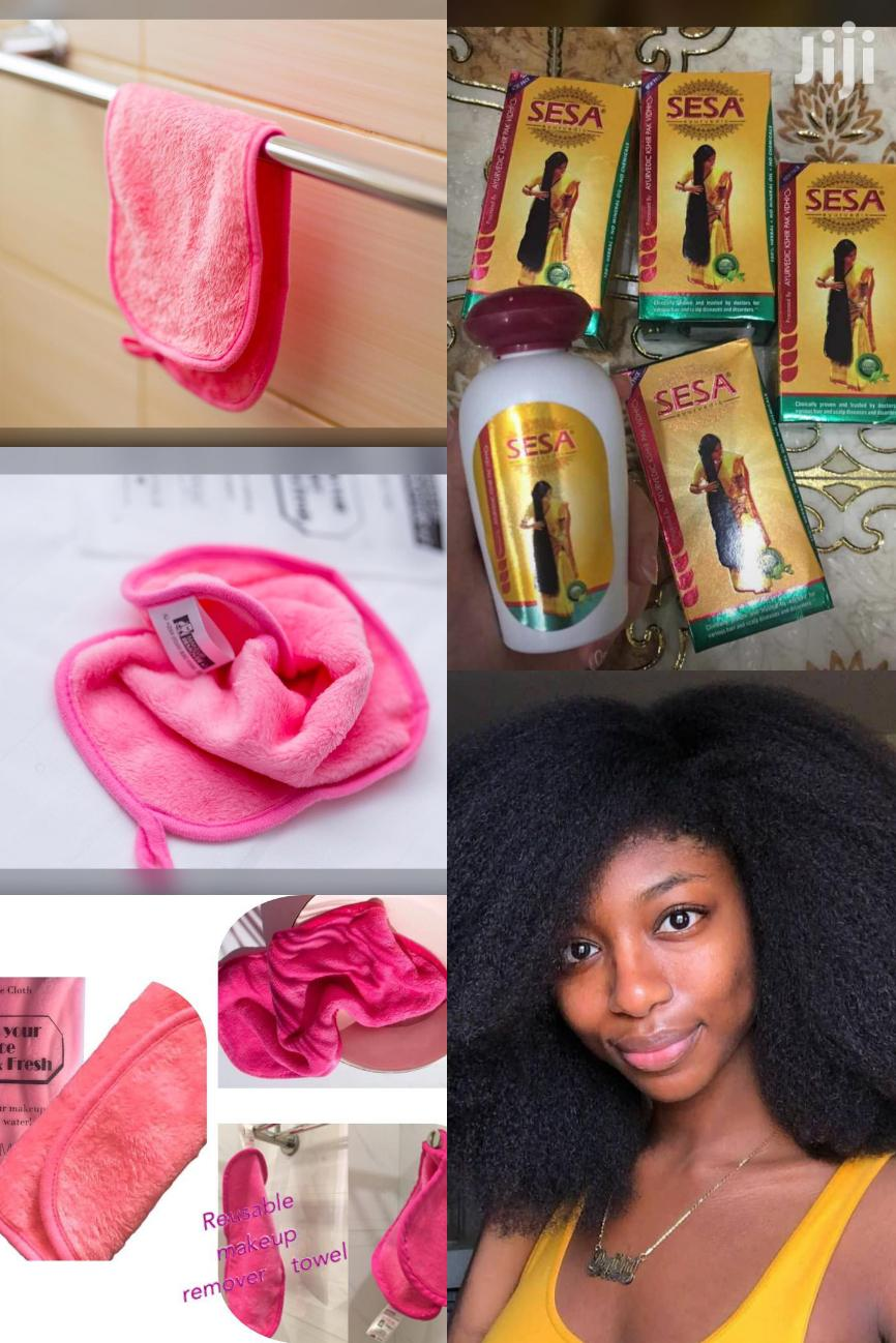 Archive: Makeup Removal And Hair Growth