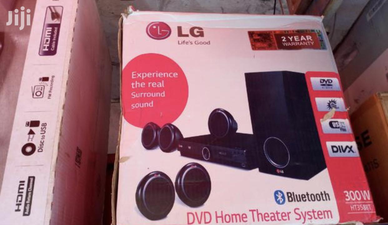 New LG 300W Home Theater System