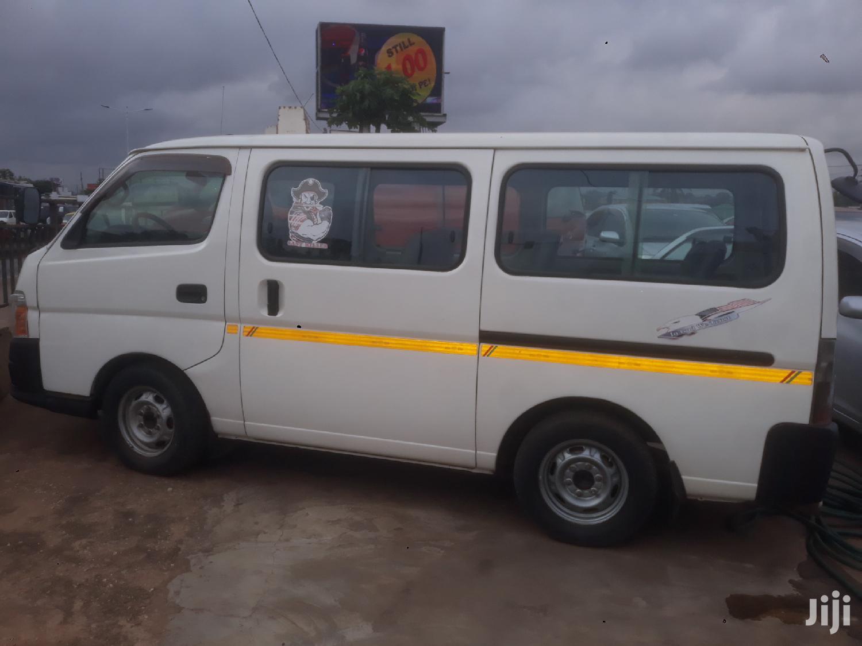 Nissan Van | Buses & Microbuses for sale in Achimota, Greater Accra, Ghana