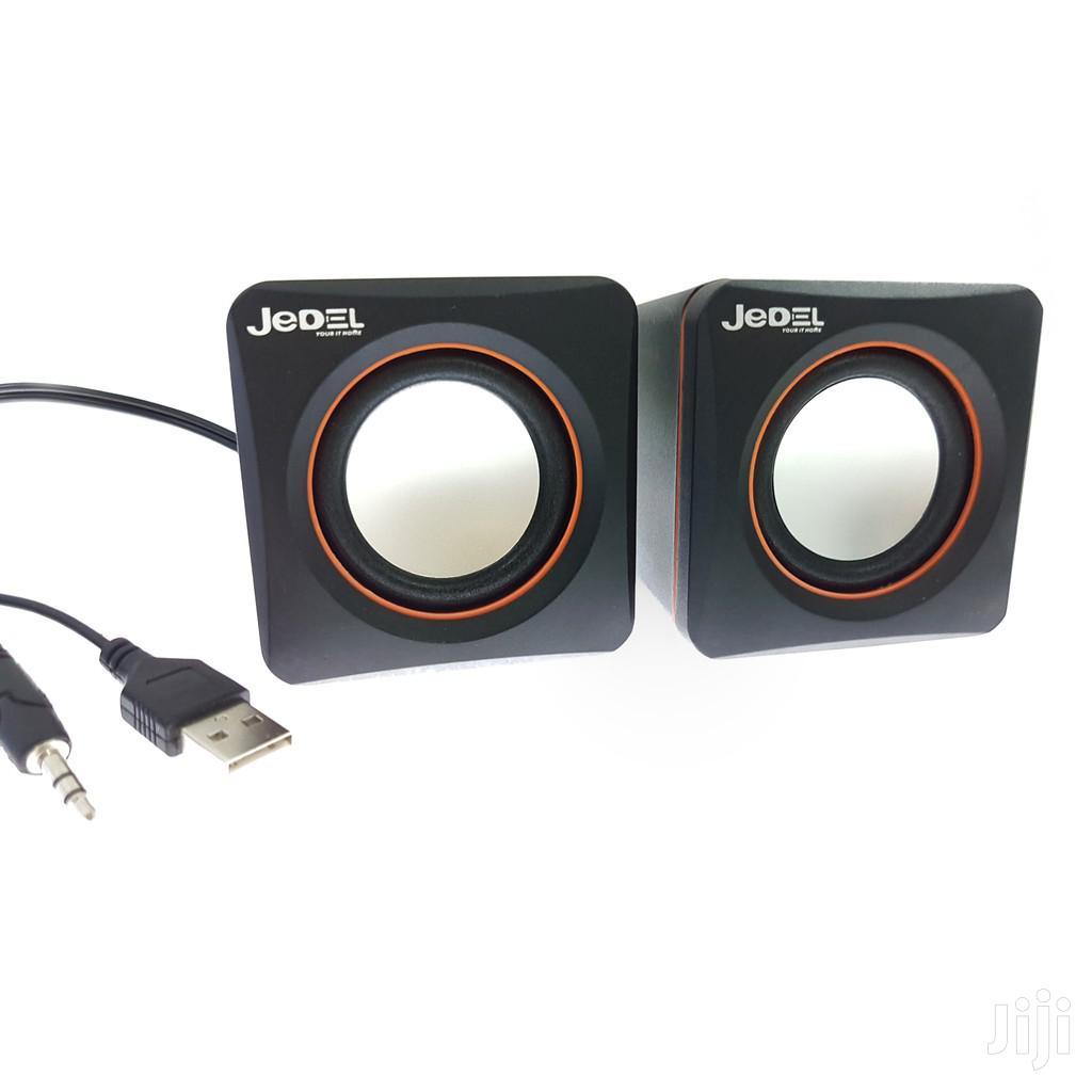 Jedel Ck4 USB Mini Stereo Portable Speakers 2.0