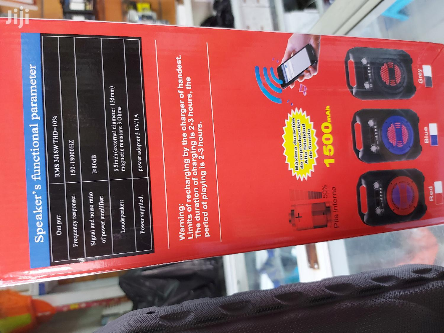 Blutooth 3in 1   Audio & Music Equipment for sale in Abelemkpe, Greater Accra, Ghana