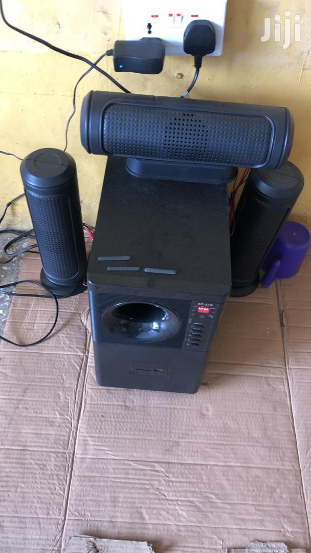 SP-31B Home Theatre System - 3.1 Channel | Audio & Music Equipment for sale in Accra new Town, Greater Accra, Ghana