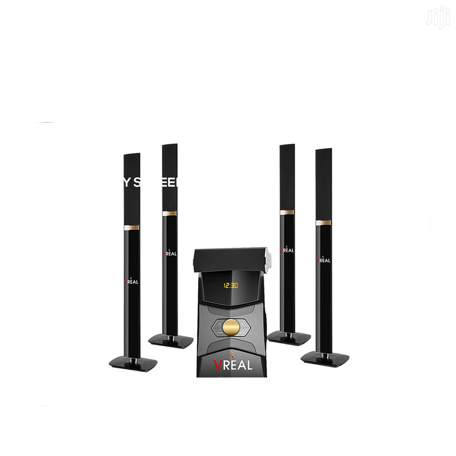 Vreal 5.1 Channel Home Theater System
