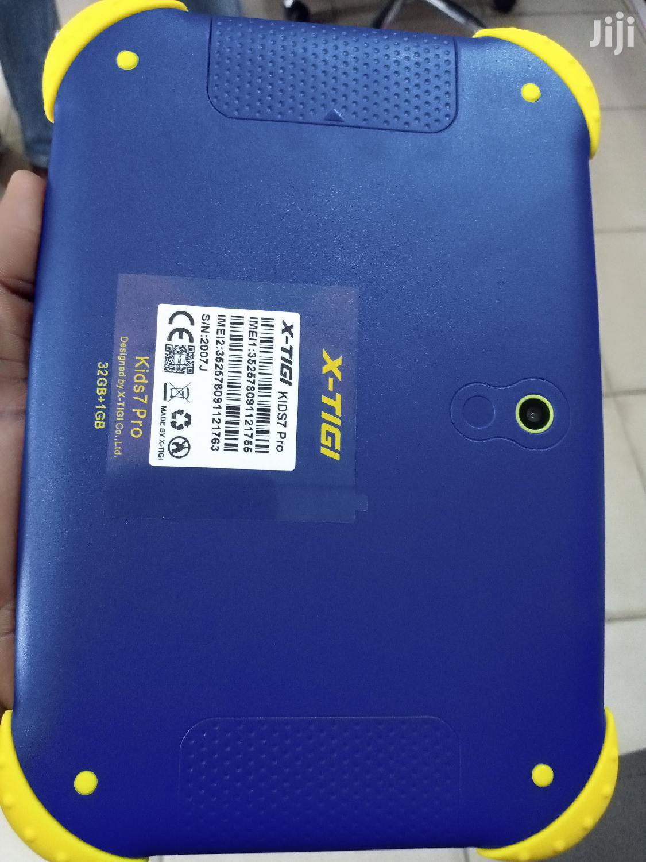 New X-tigi Kids 7 Pro 32 GB Blue   Tablets for sale in Odorkor, Greater Accra, Ghana
