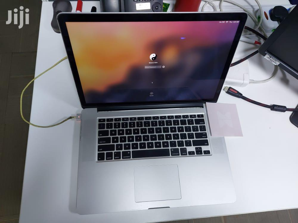 Archive: Laptop Apple MacBook Pro 8GB Intel Core i7 1T