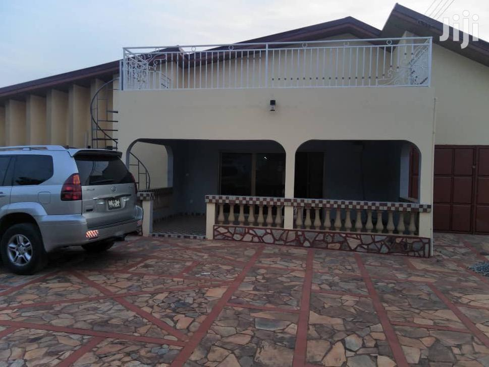 Four Bedrooms For Sale At West Legon