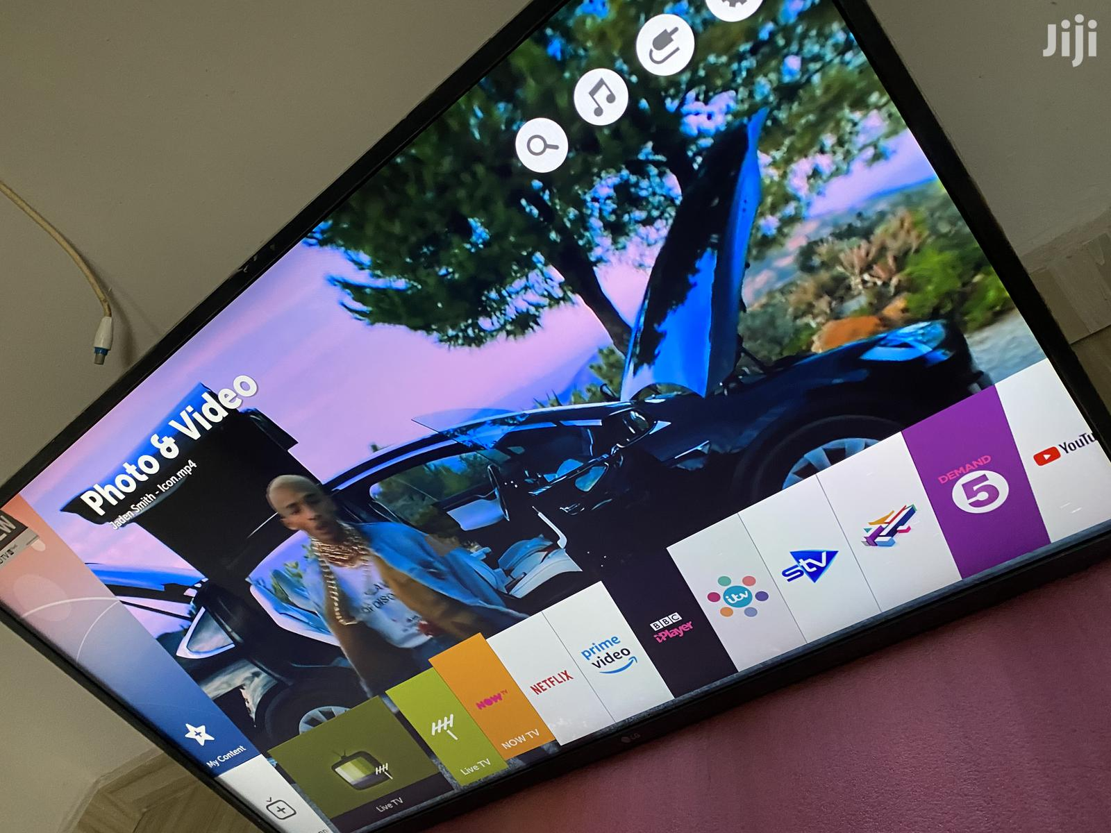 Archive: UK Used 43 Inches 2019 Smart 4K Satellite Tv for Sale