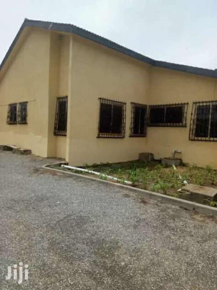 Selling 5 Bedrooms On A Four Plots Of Land At C P  In Kasoa