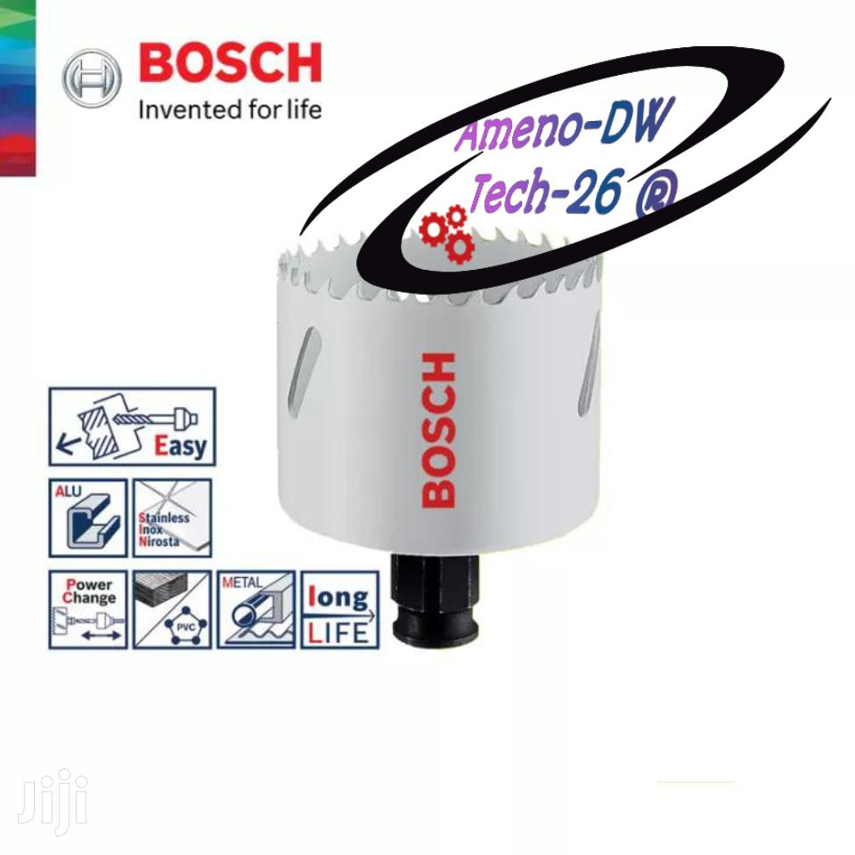 Bosch Holesaw Cutter Set (For Drilling Machines) | Hand Tools for sale in Accra Metropolitan, Greater Accra, Ghana