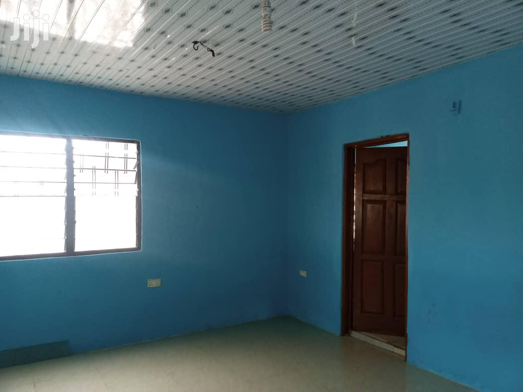 Single Room Self Contain for Rent at Spintex Ecobank