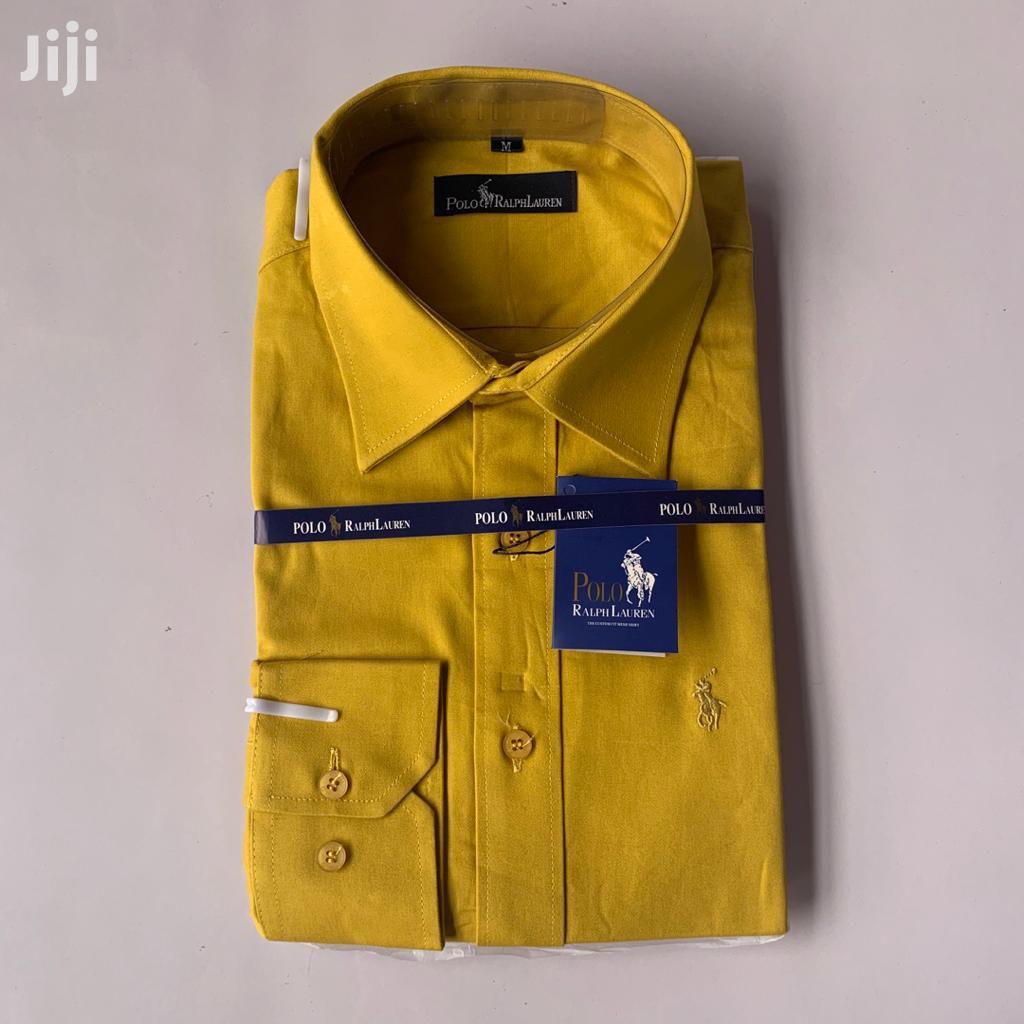 Archive: Original Polo Long Sleeves Shirt