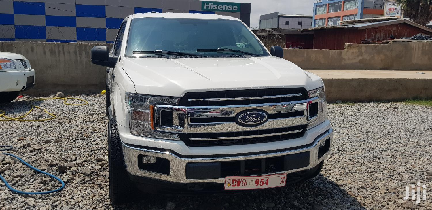 Ford F-150 2017 White   Cars for sale in Accra Metropolitan, Greater Accra, Ghana