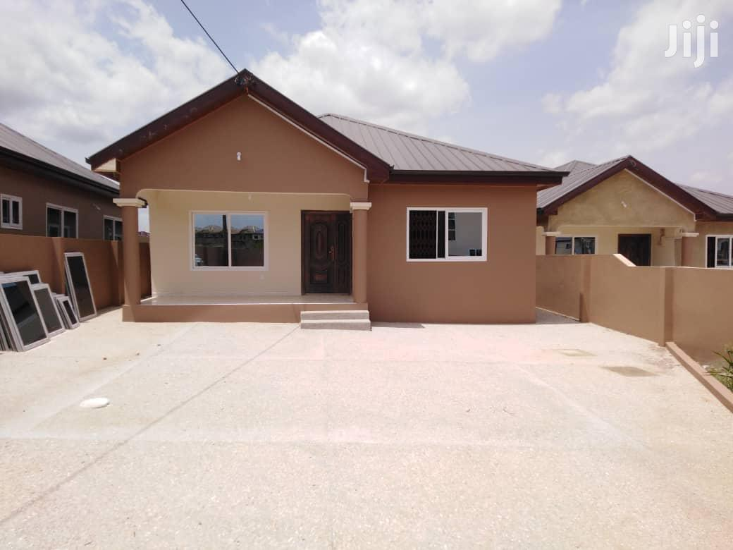 Exec 3bedroom House For Sale At Abokobi