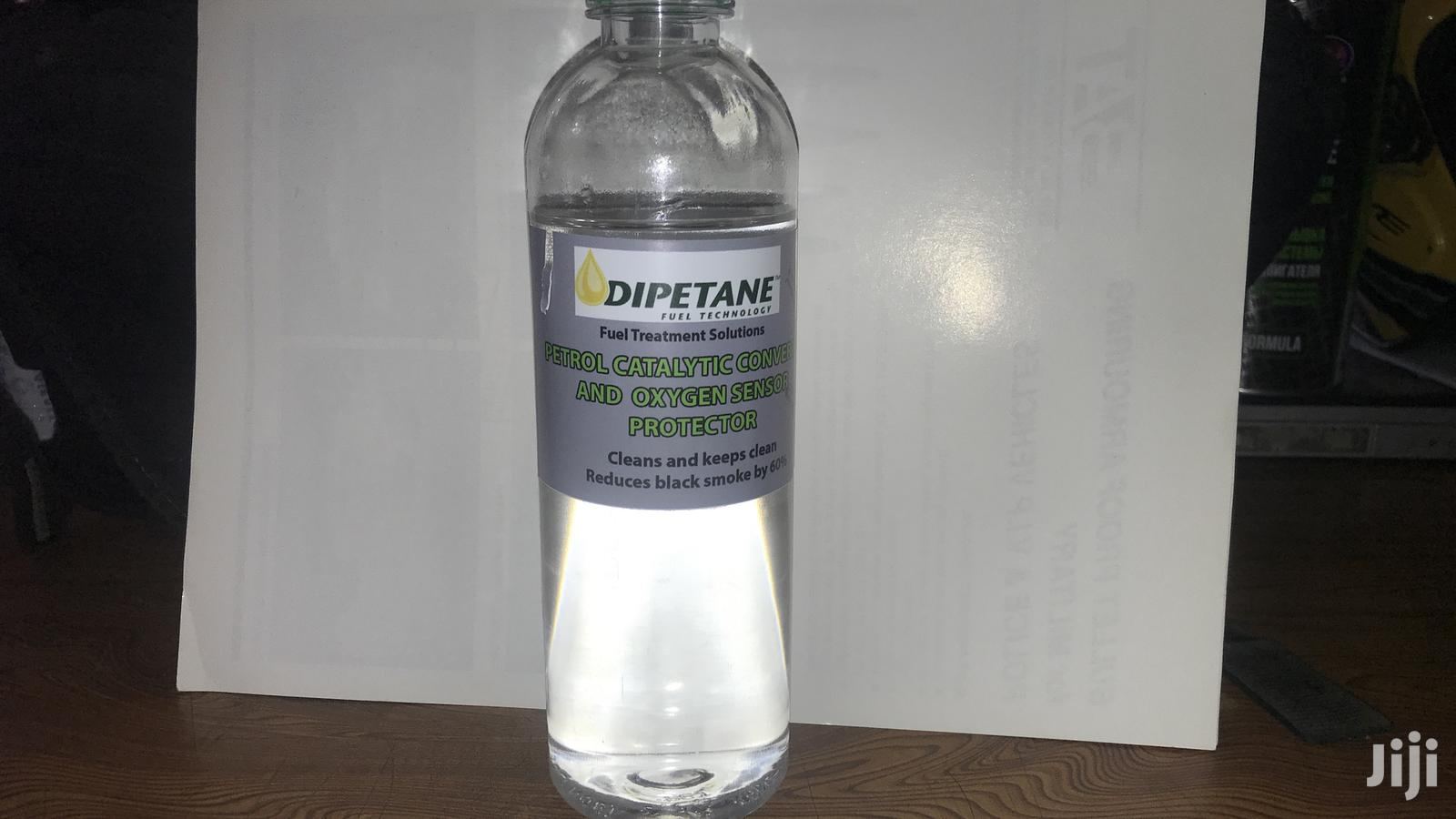 Catalytic Converter And Oxygen Sensor Cleaner