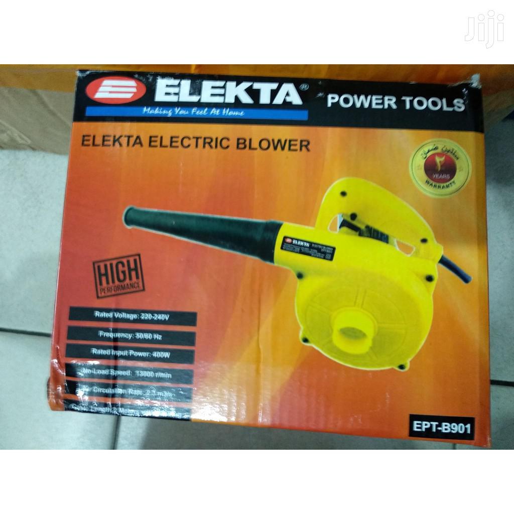 Blower Elekta Wind Cleaner Electric Blower