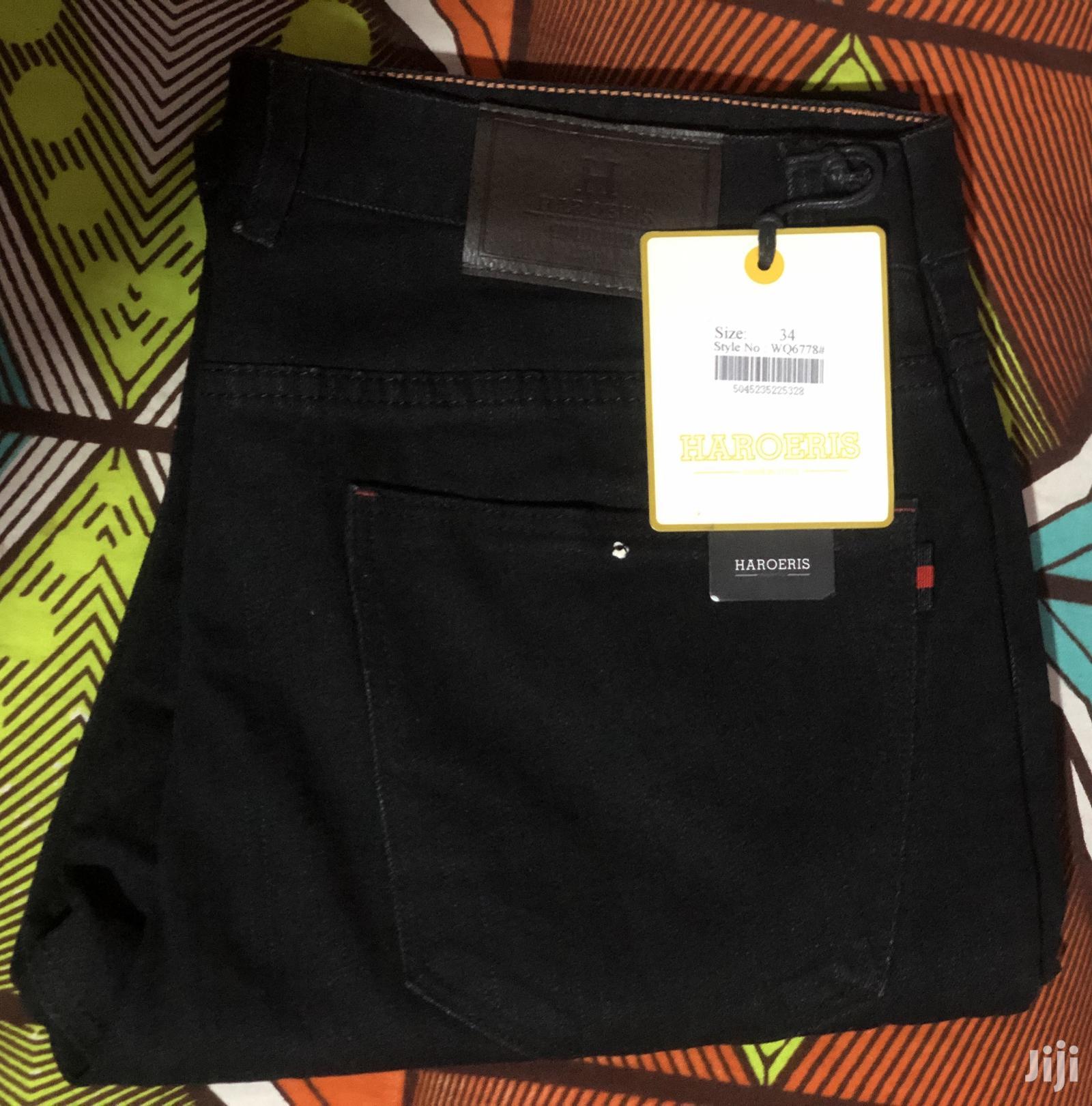 Archive: Original Blck Jeans And Khaki