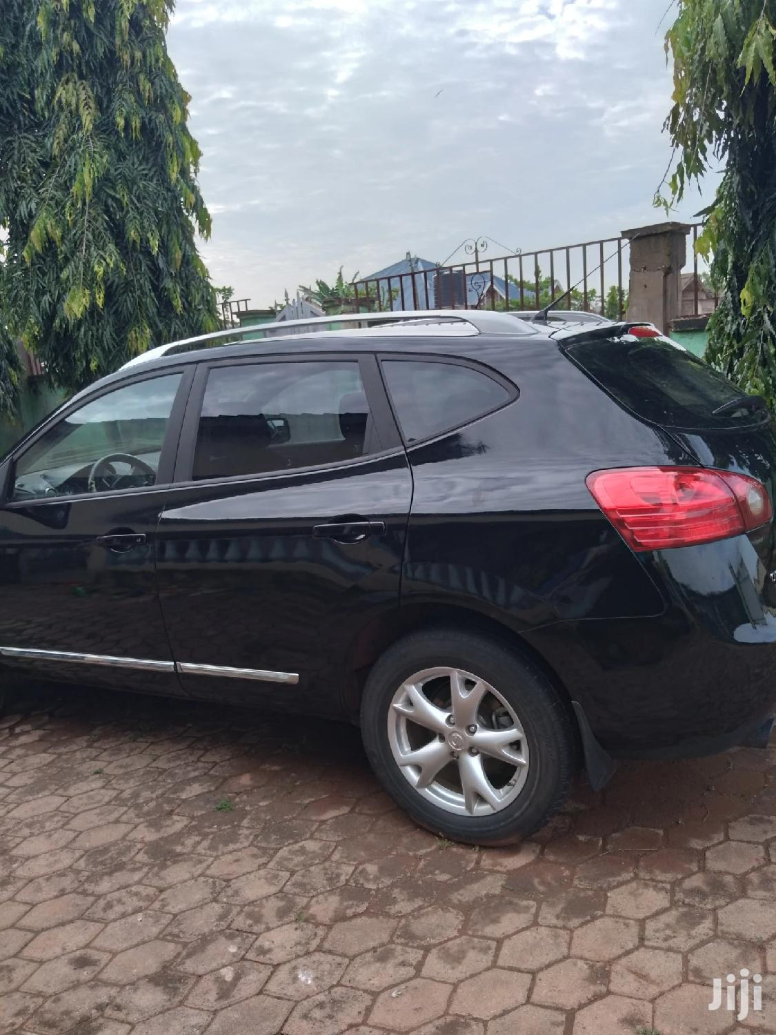 Archive: Nissan Rogue 2009 S AWD Black