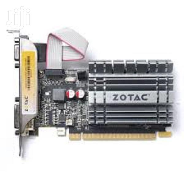 ZOTAC Geforce GT 730 - Graphics Card - GF GT 730 - 4 GB | Computer Hardware for sale in Achimota, Greater Accra, Ghana