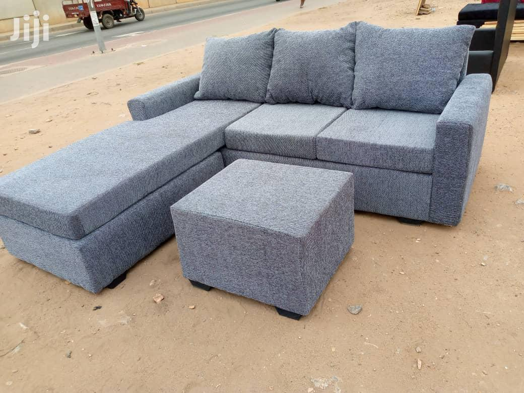 Neat L Shape Sofa Chairs / Promotion Prices