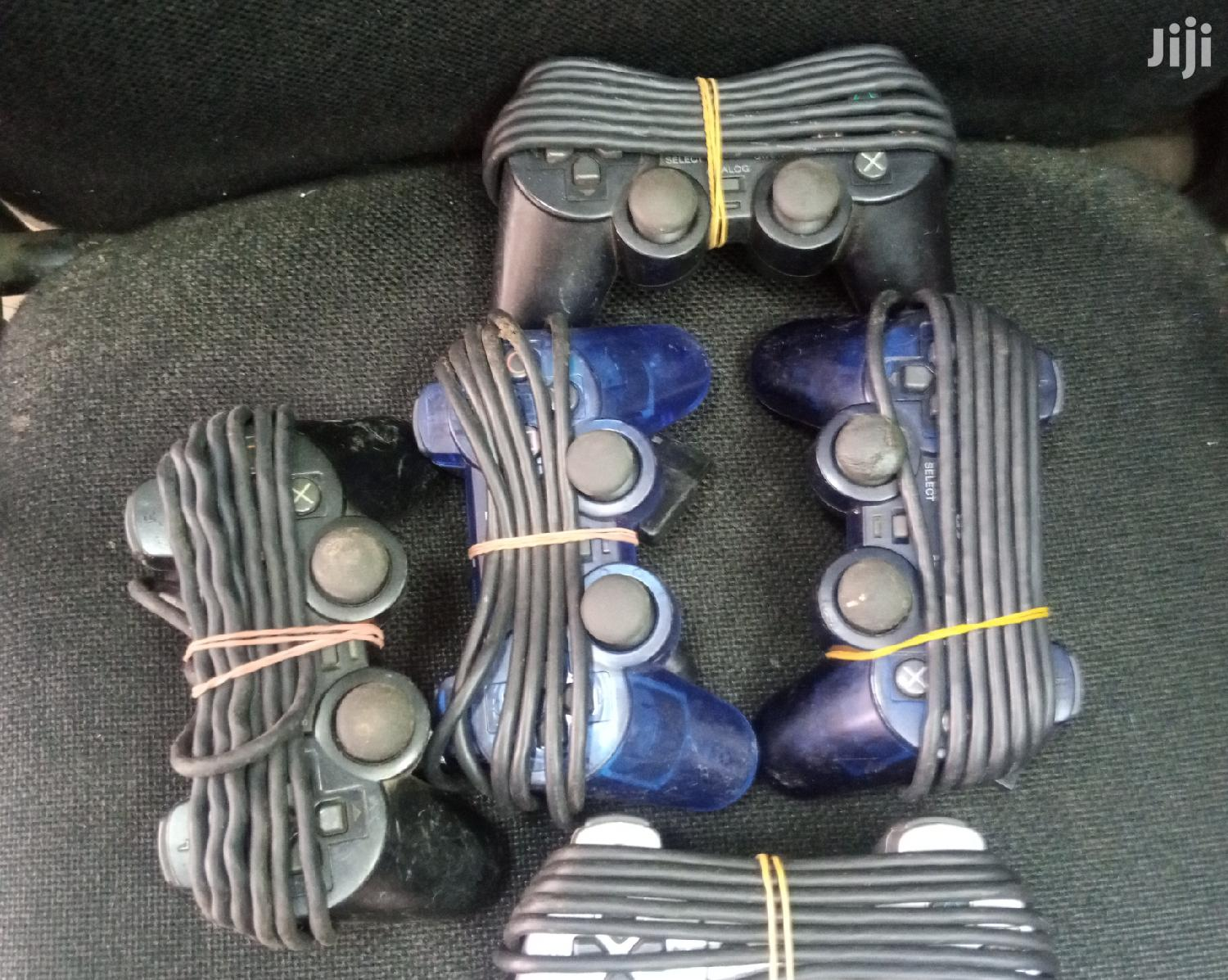 Original Dualshock Ps2 London Use Controllers | Video Game Consoles for sale in Accra new Town, Greater Accra, Ghana