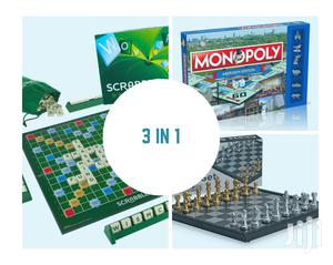 Queen Size Package Scrabble, Chess Monopoly | Books & Games for sale in Greater Accra, Accra Metropolitan