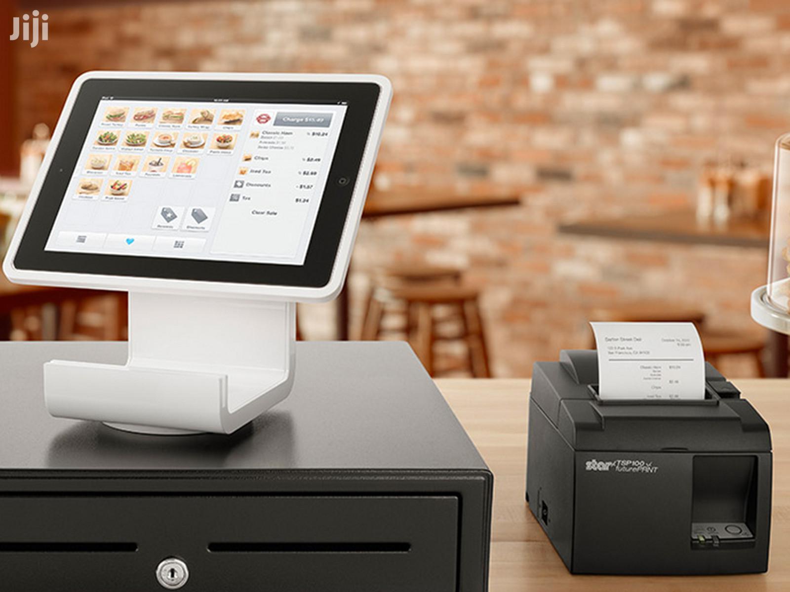 Touchscreen Restaurant POS System ( Software & Hardware)