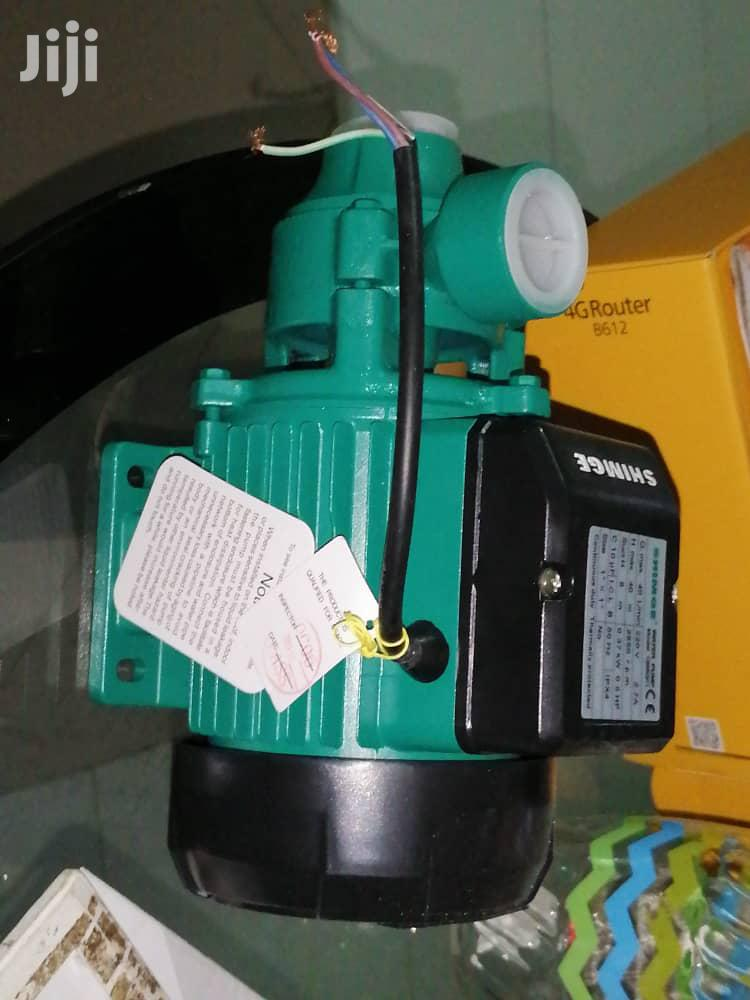 Micr Clean Water Pump