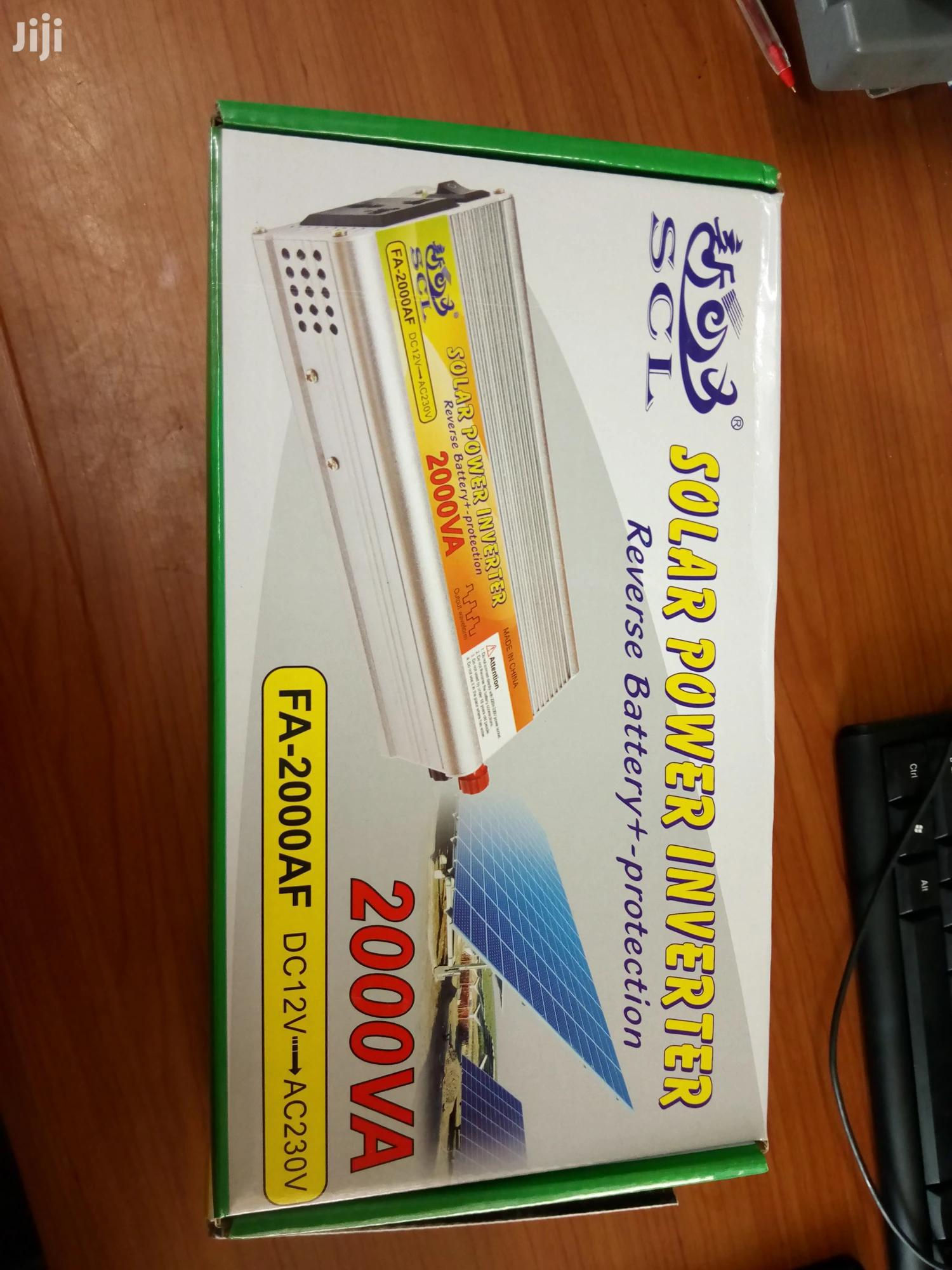 2000w/12v Solar Power Inverter | Solar Energy for sale in Accra Metropolitan, Greater Accra, Ghana