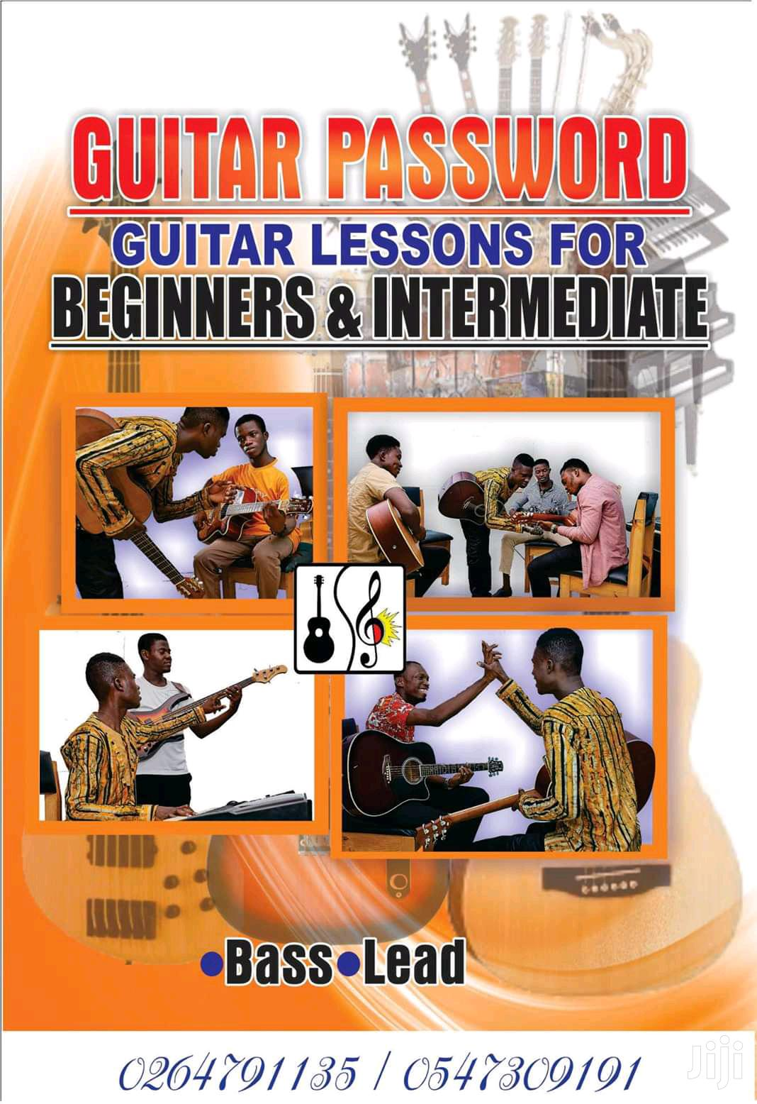 Guitar Lessons (Bass Lead)