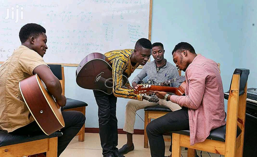 Guitar Lessons (Bass Lead) | Classes & Courses for sale in East Legon, Greater Accra, Ghana