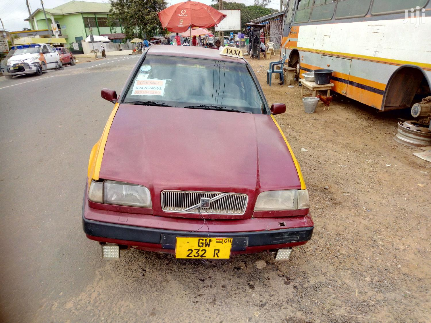 Archive: Volvo 460 1993 1.7 Brown