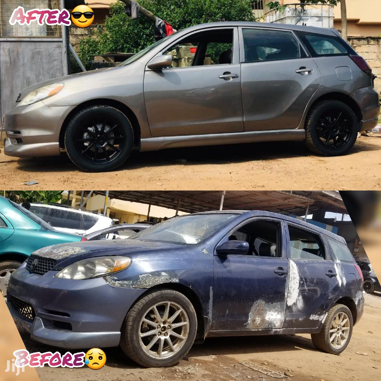 Auto Spray Job | Automotive Services for sale in Ga South Municipal, Greater Accra, Ghana
