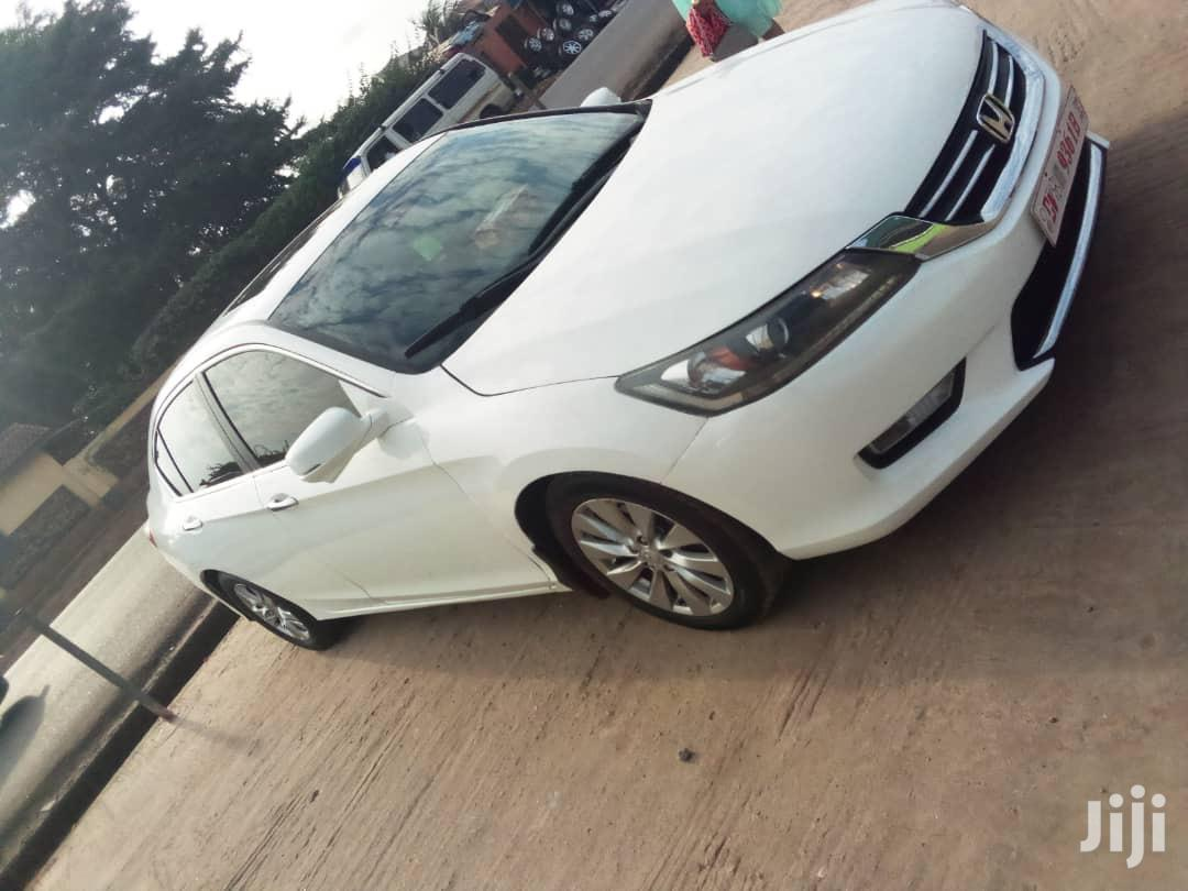 Honda Accord 2014 White | Cars for sale in Accra Metropolitan, Greater Accra, Ghana