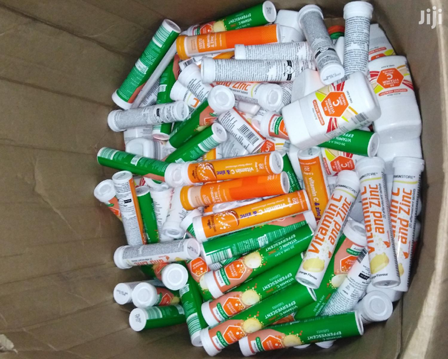 Vitamin C + Zinc   Vitamins & Supplements for sale in Ga South Municipal, Greater Accra, Ghana