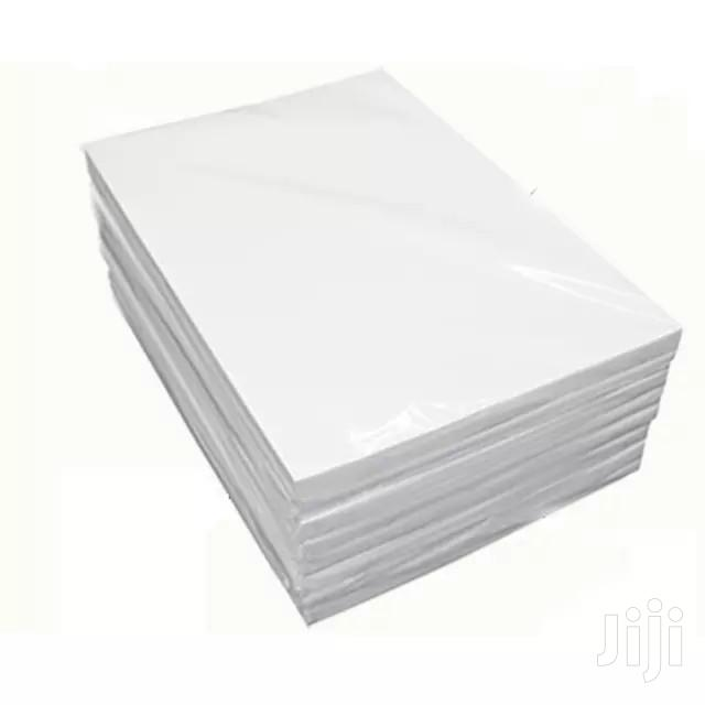300GSM Double Sided Glossy Waterproof Inkjet Photo Paper A3 | Stationery for sale in Accra Metropolitan, Greater Accra, Ghana