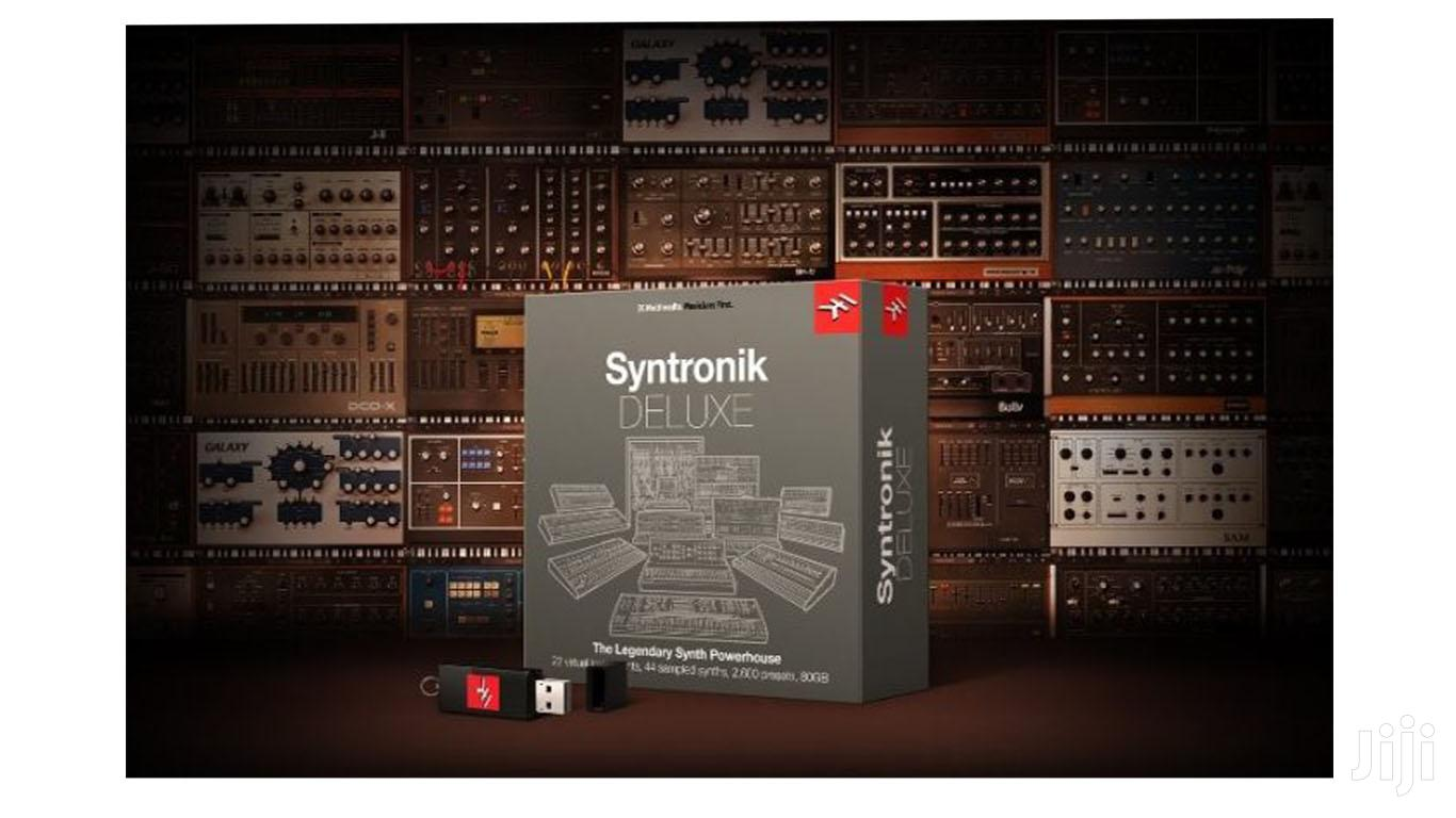 Syntronik 1.2| A VST Instrument Plugin For Sound Engineers