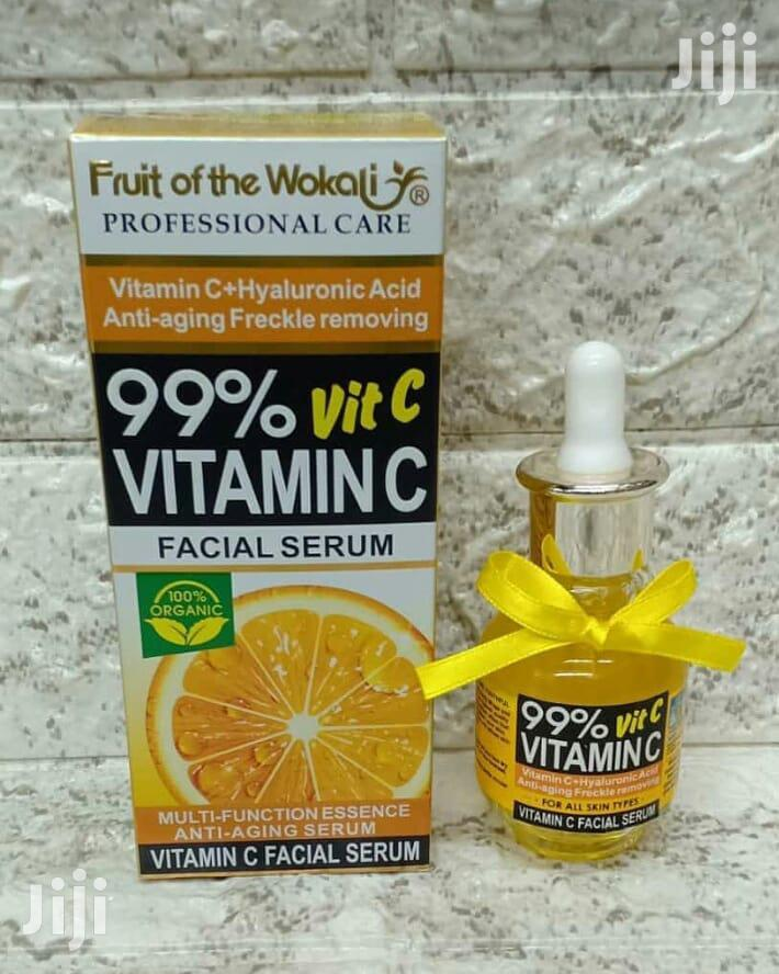 99% Vitamin C Facial Serum | Skin Care for sale in Accra Metropolitan, Greater Accra, Ghana