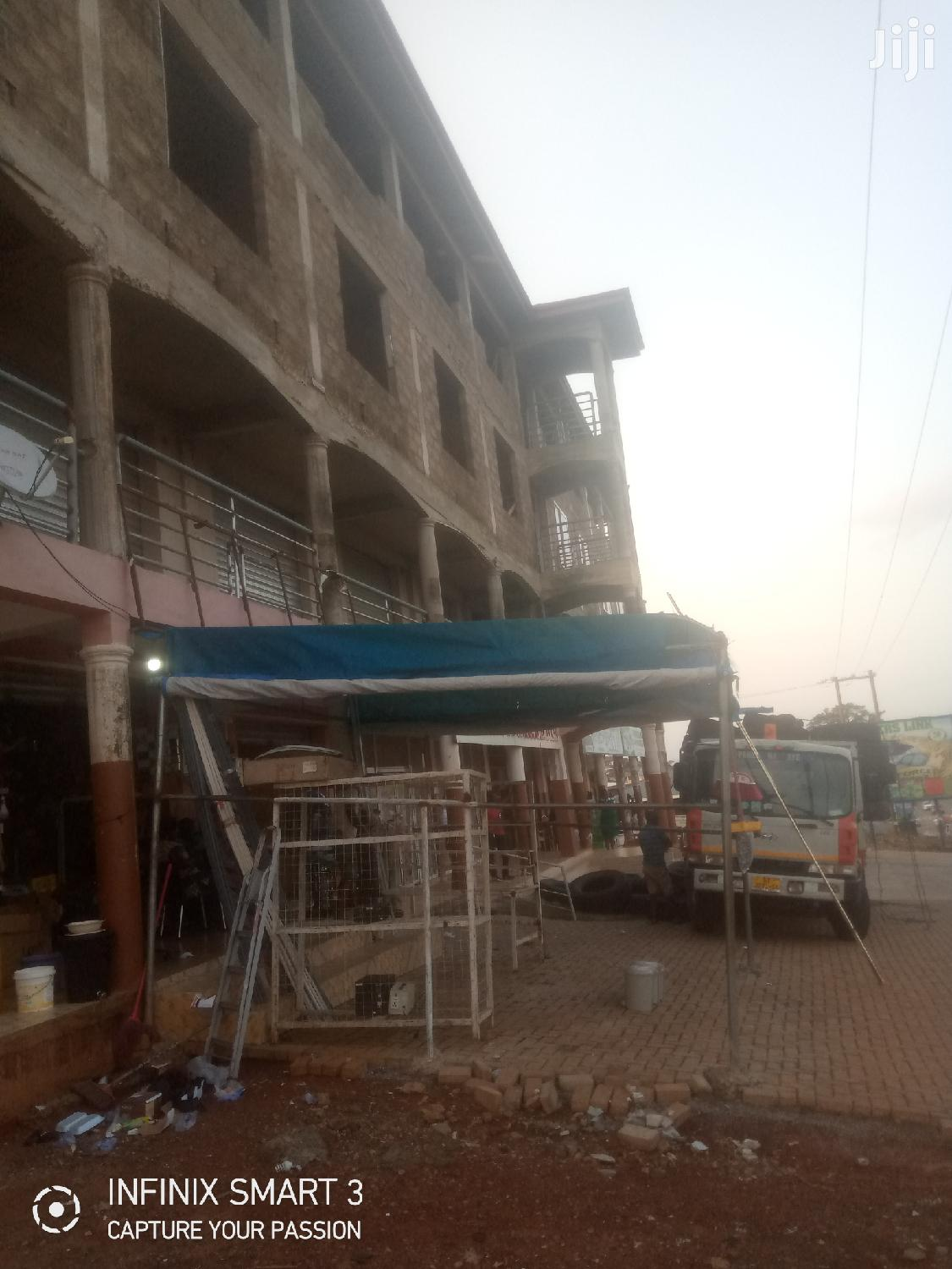 Stores and Offices for Rent at Sunyani Capital | Commercial Property For Rent for sale in Sunyani Municipal, Brong Ahafo, Ghana