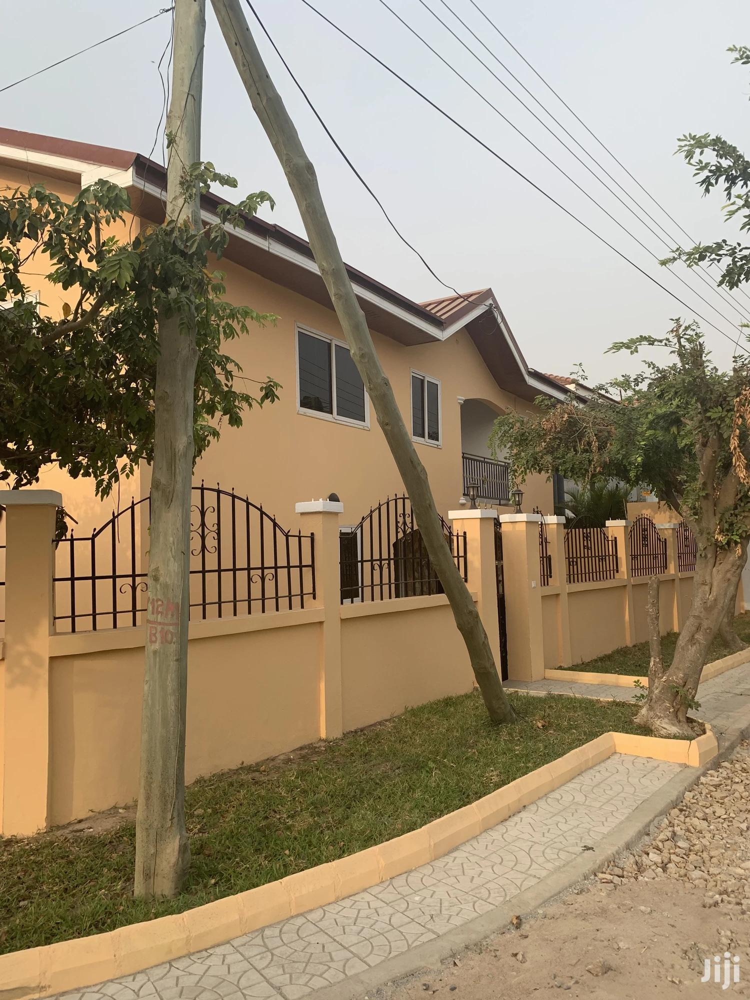 Executive 3-bedroom House At East Legon, Accra