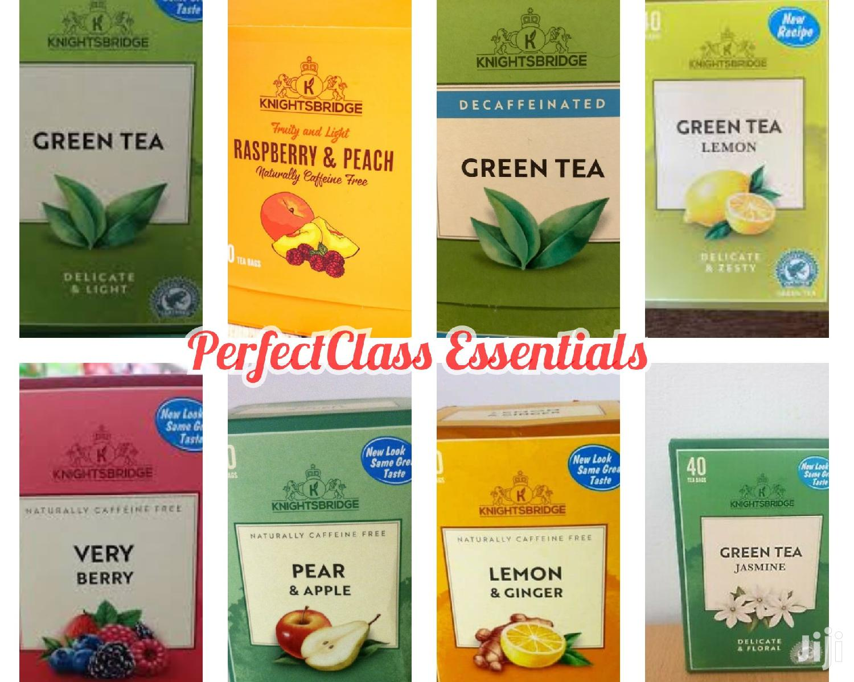 Knightsbridge Green Tea